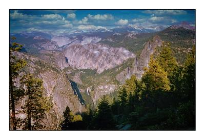Yosemite National Park, California, USA - 1996.