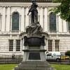 Boer War Memorial, Belfast City Hall
