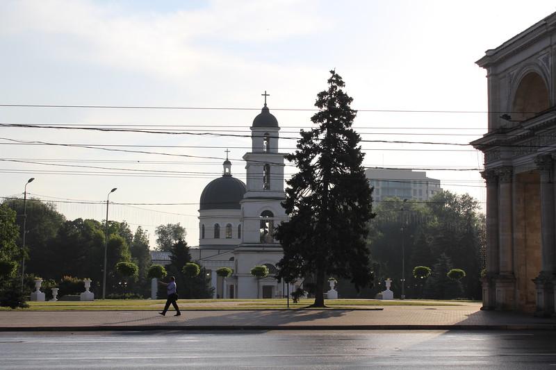 Cathedral of Christ's Nativity (Catedrala Mitropolitană Nașterea Domnului), Chisinau