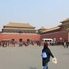 Forbidden City - Gate of Supreme Harmony (Taihemen)