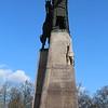 Grand Duke Gediminas Monument, Cathedral Square Vilnius