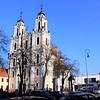Saint Kotryna church, Vilnius
