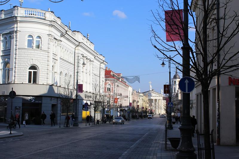 Vilnius Old Town (Vilniaus senamiestis)