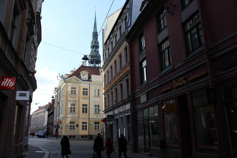 Riga Old Town (Vecrīga)