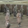 Repair Area for Terracotta Warriors, Qinling (NE of Xi'an)