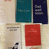 Collection of Indian Airline Sick Bags