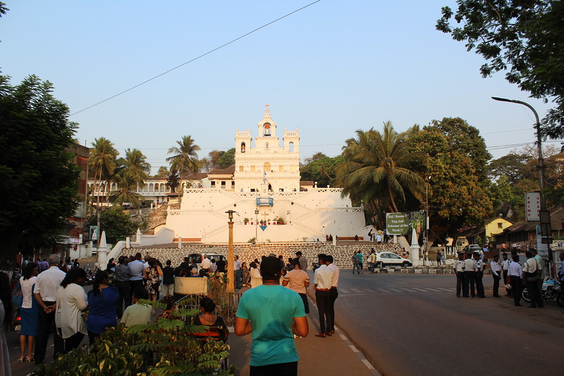 Panjim/Panaji Our Lady of the Immaculate Conception Church, Goa
