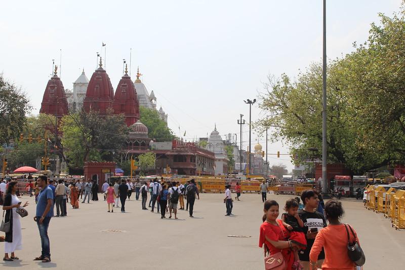 Old Delhi - Chandni Chowk Road