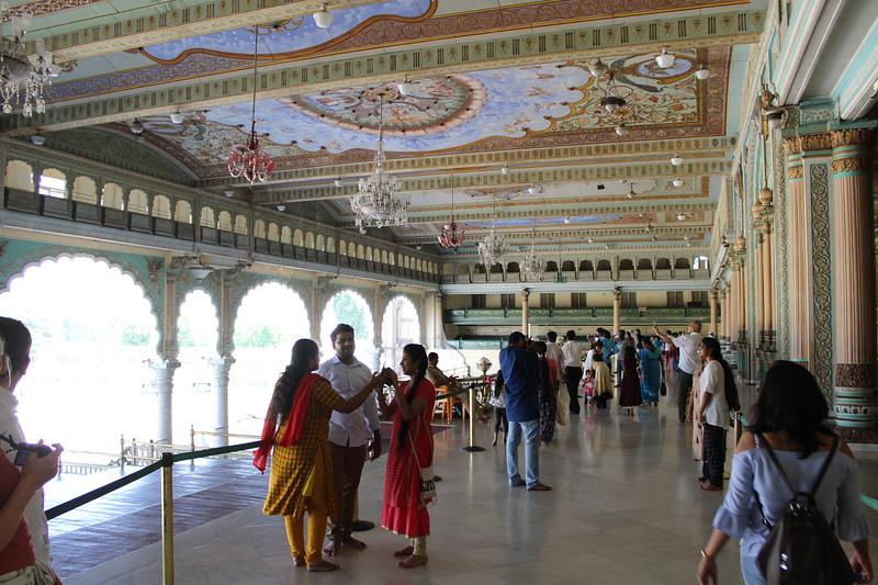 Mysuru Palace –Durbar Hall