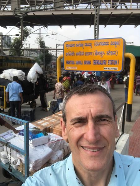 Bengaluru City Railway Station