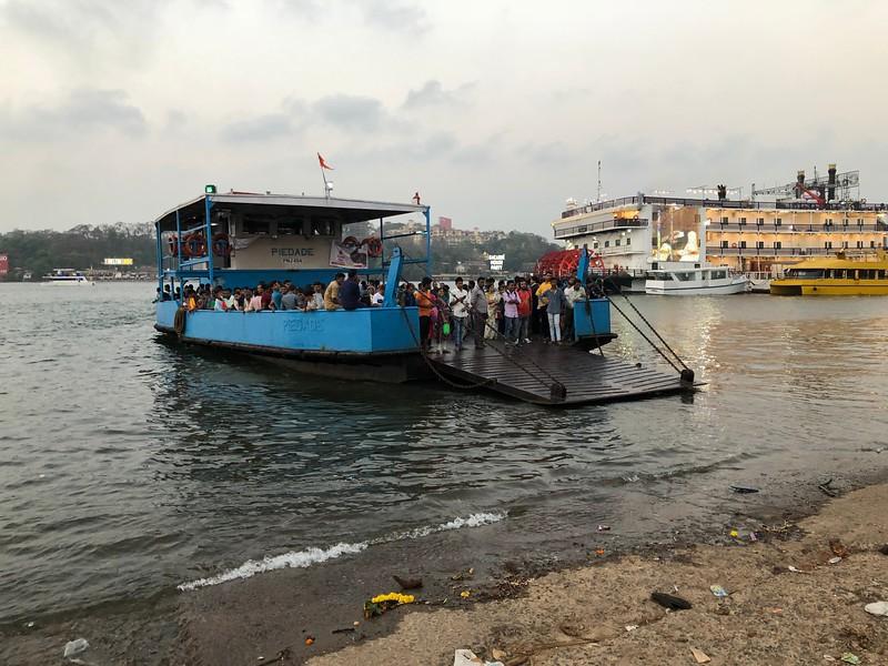 Panjim/Panaji Ferry, Goa