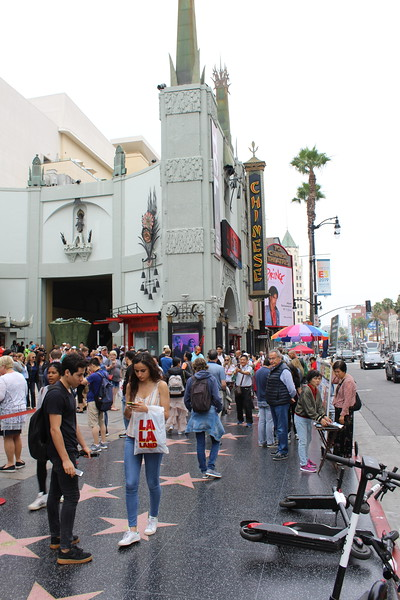 Hollywood Walk of Fame, Hollywood, Los Angeles