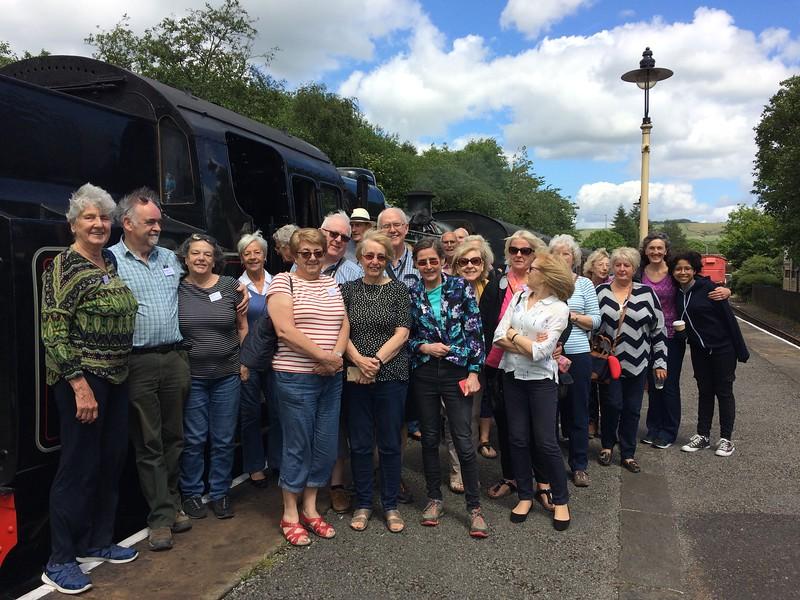 East Lancashire Railway - Rawtenstall