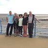 Morecambe Bay - from the Promenade outside the Midland Hotel