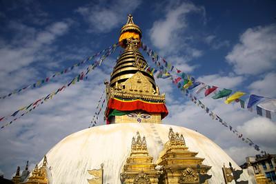 Kathmandu, Nepal: 2013
