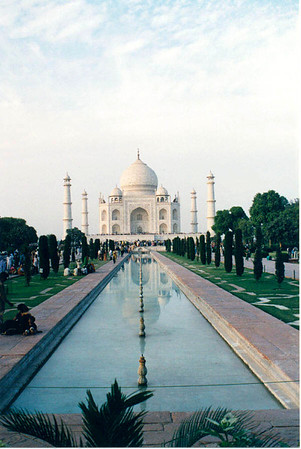Famous Taj Mahal