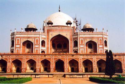 01 Humayun's Tomb, Delhi