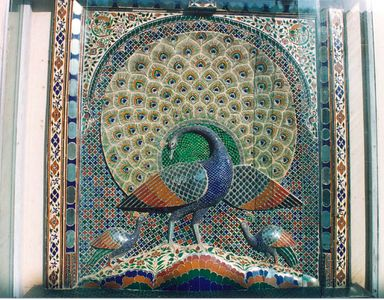 05 Peacock (Udaipur)