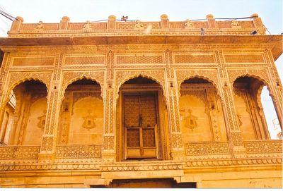 10 Jaisalmer (sunset)