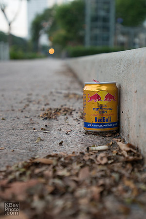 Litter?  Someone's going to get the Michael Faye treatment.
