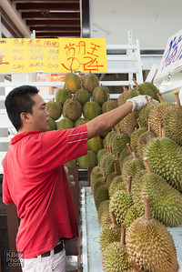 Durian (and they are sharper than they look)