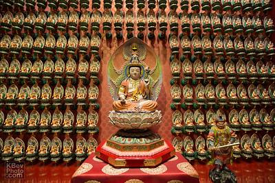 Lots of Buddha's