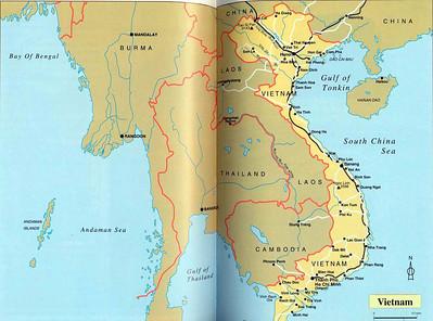 00 Vietnam map 1