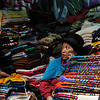 At the market in Quito