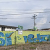 Finally, a graf mural and not a wall of tags