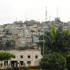 Some of the urban sprawl in Guayaquil