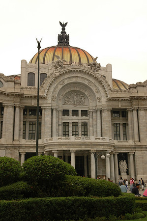 Palacio de Bellas Artes (Palace of Fine Arts)