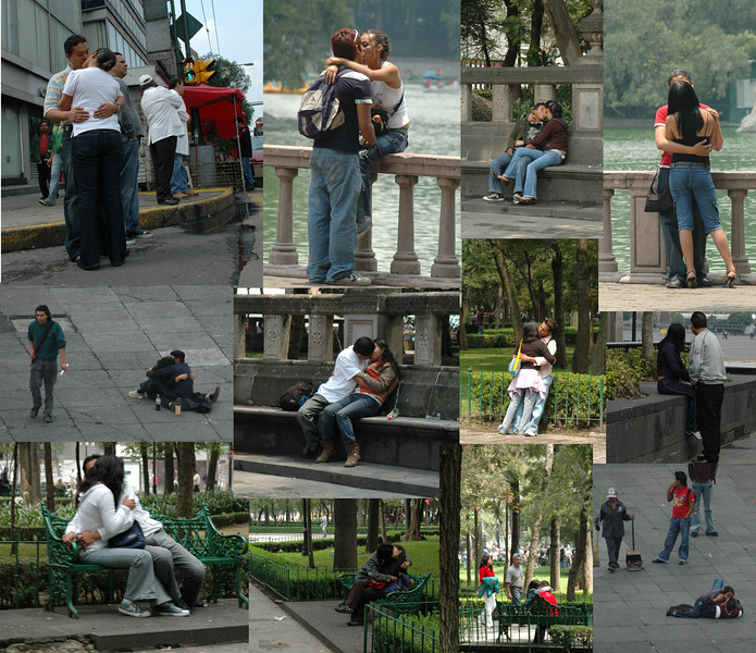 """Love in Mexico City"""