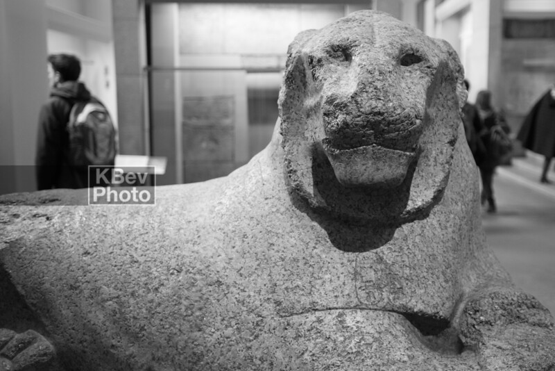 King Amenhotep III as a lion