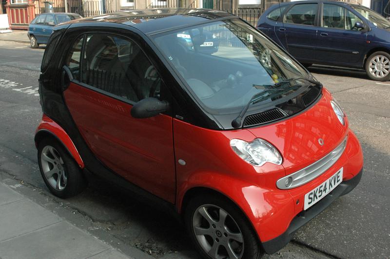 Little car...