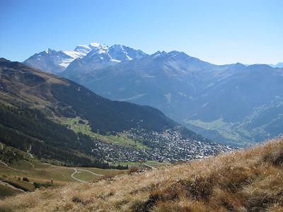 1st day in Switzerland