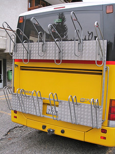 Great bike racks
