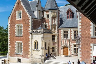 Château du Clos Lucé-7771