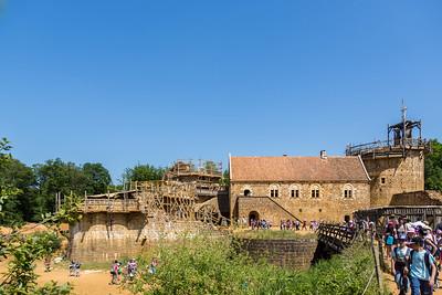 Guédelon Castle-7024