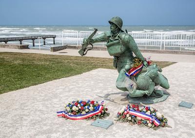 Normandy-Omaha Beach-8527