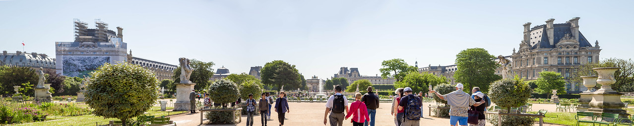 Louvre Pano