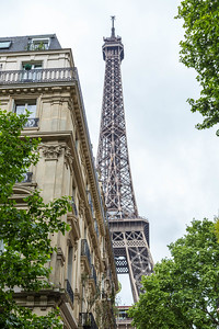 Paris Eiffel Tower-5875