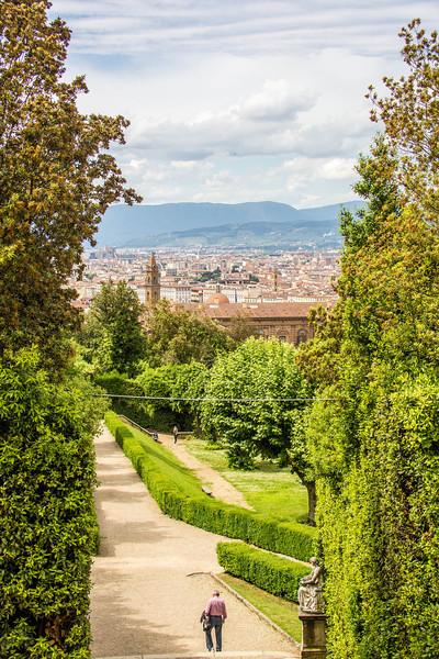 Florence - Boboli Gardens-2525