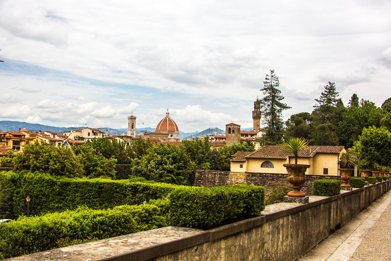Florence - Boboli Gardens-2490