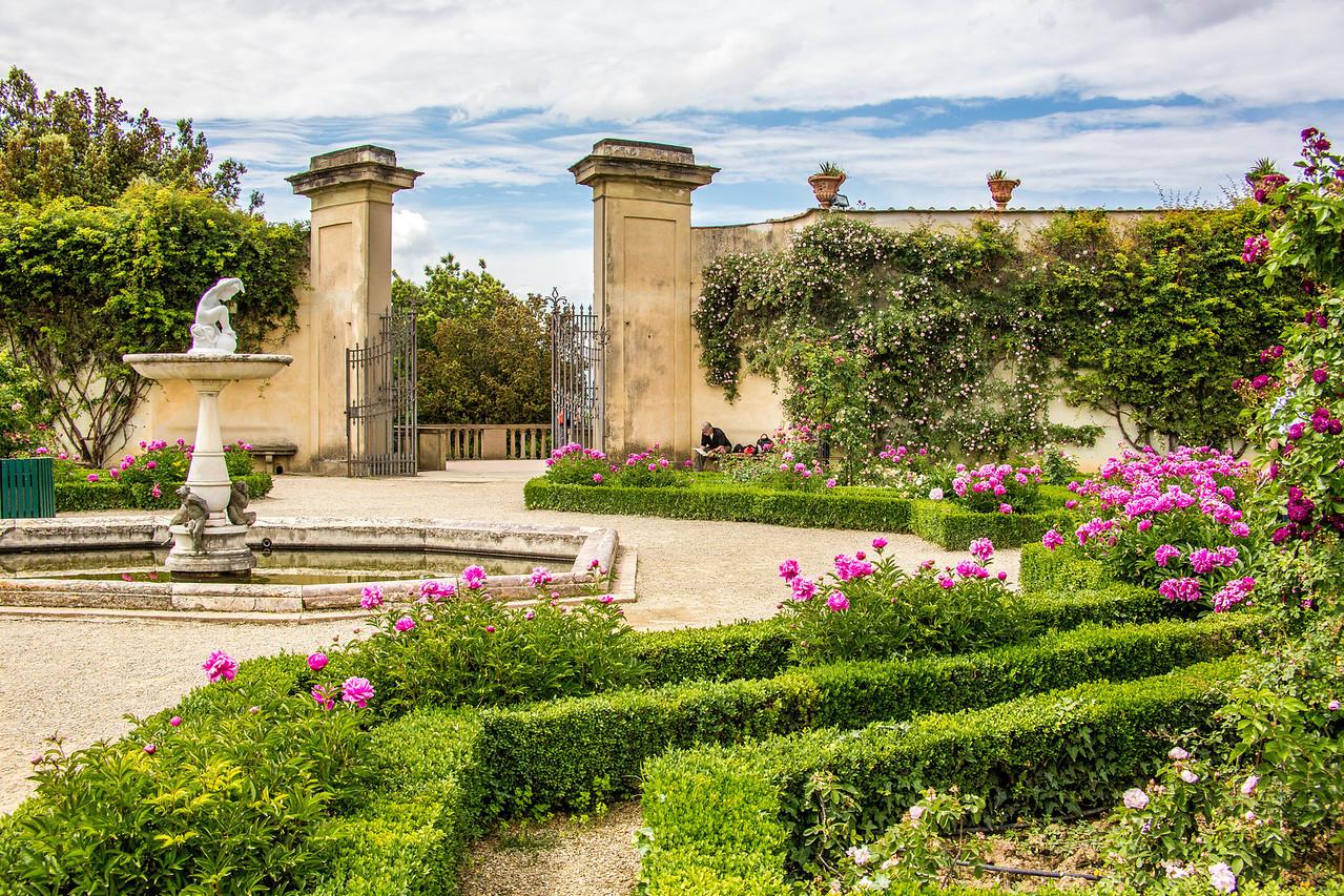 Florence - Boboli Gardens-2548