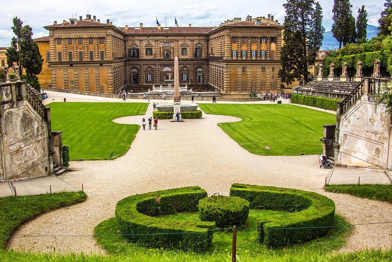 Florence - Boboli Gardens-2502