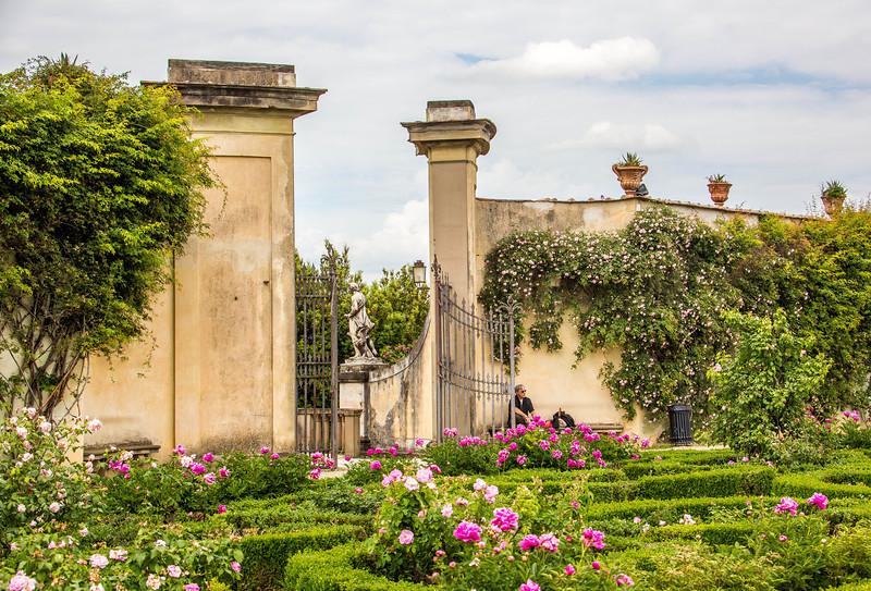 Florence - Boboli Gardens-2536