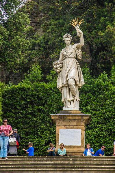 Florence - Boboli Gardens-2508