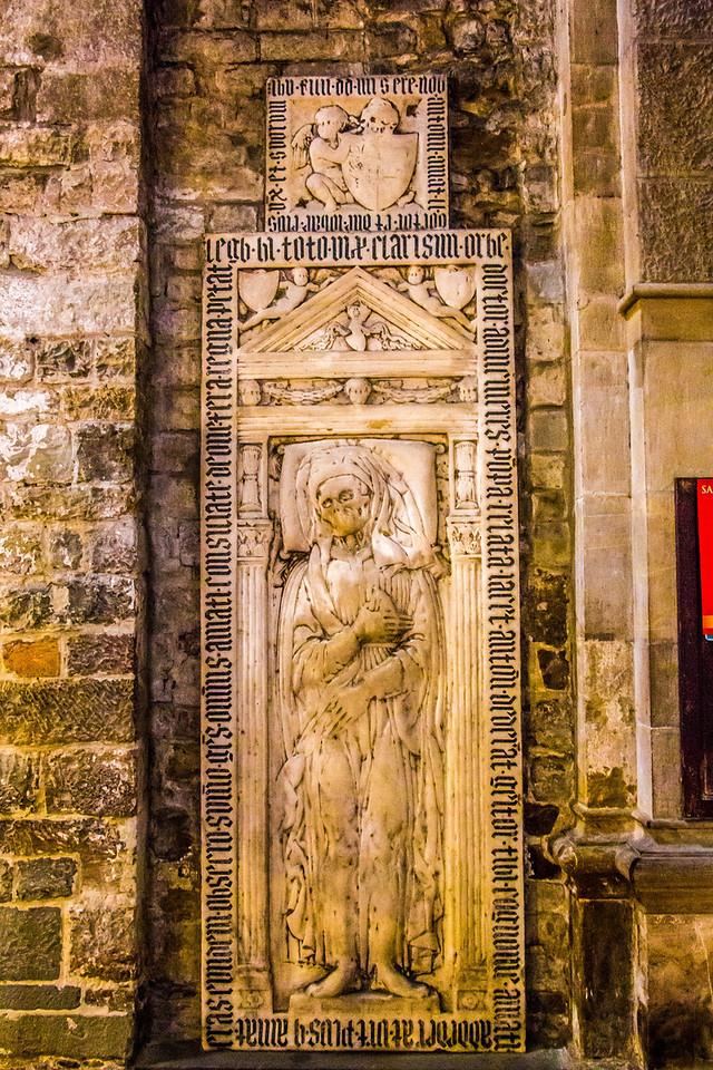 Florence - Chiesa di Santa Trinita-2379