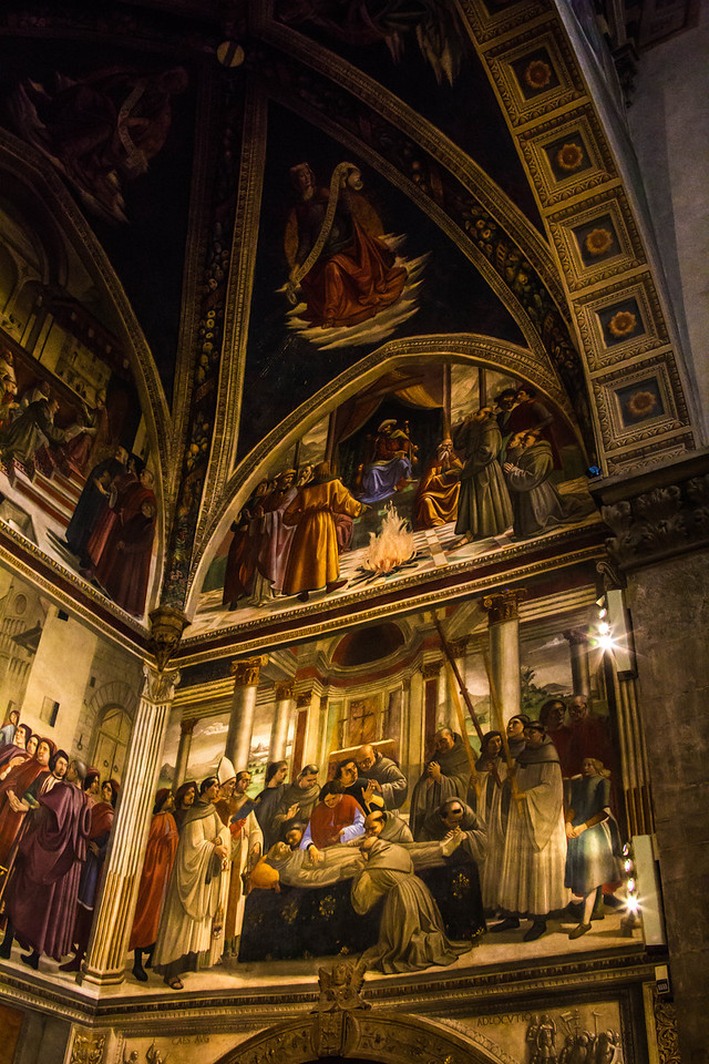 Florence - Chiesa di Santa Trinita-2373