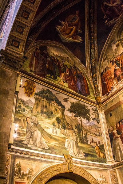 Florence - Chiesa di Santa Trinita-2372